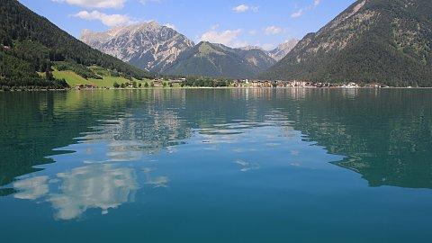 Free Day or Optional Achensee Train and Boat Ride and Rattenberg Excursion