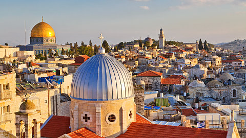 Jerusalem & the Old City