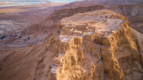 March 30 – Leisure Day-OR-Optional Masada & Dead Sea (Additional Cost)