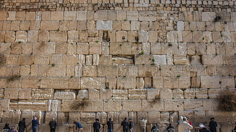 Aug. 31 – Cardo, Southern Steps, Western Wall, Pool of Bethesda, Church of St. Anne, Antonia Fortress, Via Dolorosa